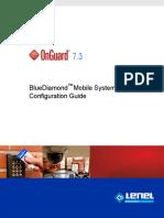 BluDiamond Mobile Reader Configuration Guide