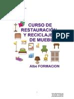 Tema 4 - Restauracion y Reciclaje de Muebles