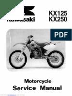 kdx 250 supplement