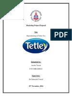 Sample PRAPOSAL OF TETLEY TEA.pdf