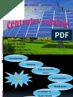 Centrale Solaire 1