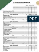 Appraisal Leader Form New.xls