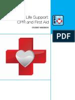 DAN BLS CPR Student Handbook