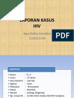 156765547 Laporan Kasus Hiv