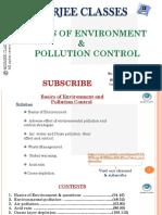 Basics of Environment