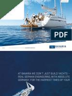 Bavaria Service Downloads Brochures Sy Cruiserline Cruiser46 en Fr