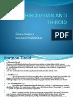 Thiroid Dan Anti Thiroid