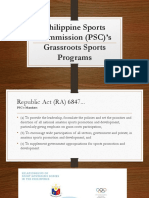 PSC Grassroots Sports Programs_Comm Charles Maxey