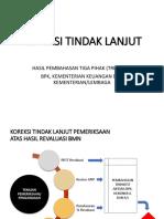 20181217 - Tindak Lanjut Reval