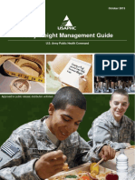 Army Weight Management Guide