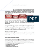 Maloklusi Dan Perawatan Ortodonti Revisi