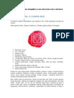 Chakras - Uma Visão Energética e Sua Sincronia Com o Universo