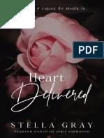 Submundo - Livro 5.6 - Heart Delivered - Stella Gray