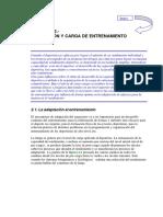 Capitulo 2 Adaptacion y carga de entrenamiento.pdf