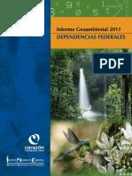 Informe Geoambiental Dependencias Federales