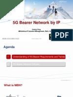 5G Bearer Network by IP