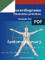 Electrocardiograma Elementos Practicos