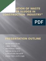 UTILISATION OF WASTE PAPER SLUDGE IN CONSTRUCTION.pptx