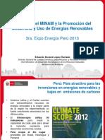 01. Ing. Eduardo Durand López-Hurtado - MINAM
