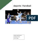 Informe deporte