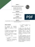 Practica 5 (Termistor)