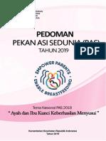 Pedoman Pekan ASI 2019