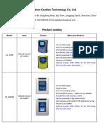 Cardlan Product Catalog