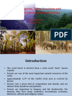 Project on Forest cover