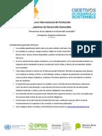 Programa ODS