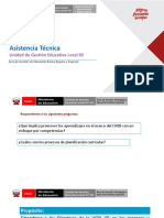 Ppt Planificacion Curricular - Julio 2019