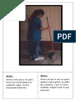 Fotos en Hojas Mas Texto