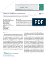 Advances in Methane Conversion Processes