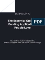 The Essential Guide to Building Applications People Love