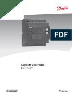 Capacity Controller EKC 331T