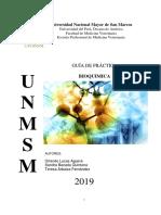 Manual Practrica Bioquimica-FMV 2019