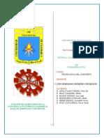 Investigacion de Tec. Concreto Final 2019