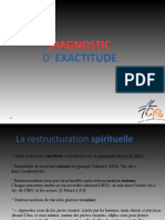 Diagnostic d'Exactitude