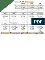1b perigo schedule 2019-2020