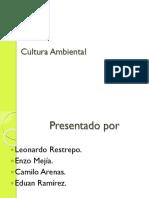 Cultura Ambiental