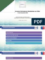 Extranjeros Residentes en Chile