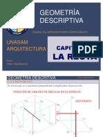 CLASE 05 - LA RECTA (1)