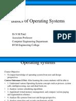basics of os