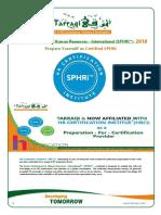 3 Sphri 2018 Brochure Preparation 14 Oct2017 Vrs3