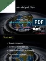 Presentacion Antonio Turiel