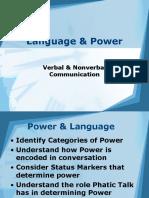 Language Power Par