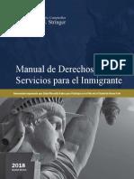 Bienvenido a Los Eeuu- Guia de Derecho Para Nuevos Inmigrantes