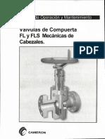 Manual de Operacion CAMERON VALVULAS DE COMPUERTA.pdf