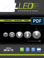 CATALOGO DE LED