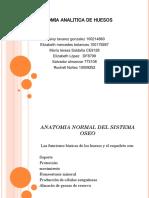 ANATOMIA ANALITICA DE HUESOS, ARTICULACIONES Y TEJIDOS.pptx