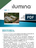 Grupo Alumina 1